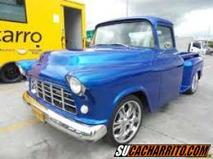 Chevrolet Pick-Up - 1955
