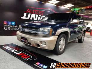 Chevrolet TrailBlazer - 2002