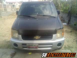 Chevrolet Wagon R - 2002