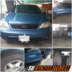 Ford Windstar - 2002