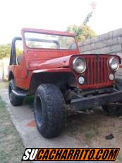 Jeep Willys - 1971